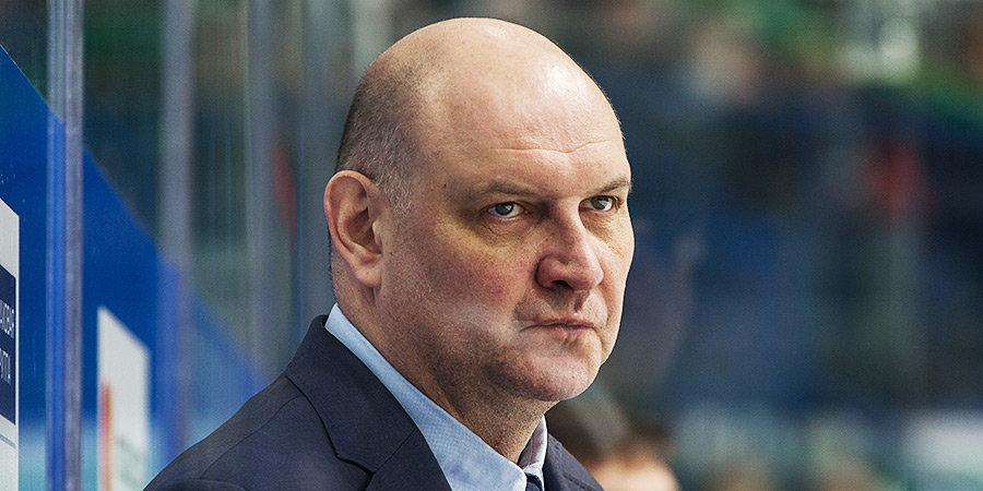 Александр Андриевский: «Зона обороны в матче с СКА была как проходной двор»