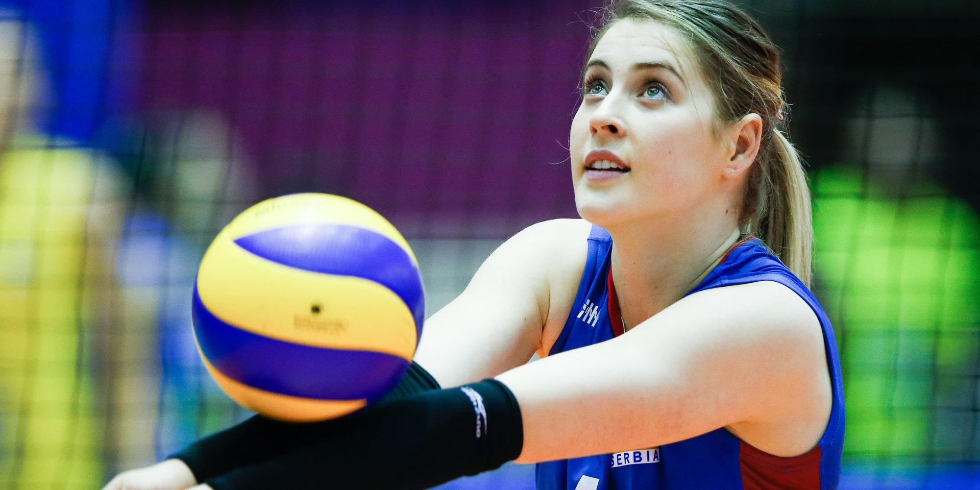 Сербские волейболистки победили Японию на Олимпиаде в Токио
