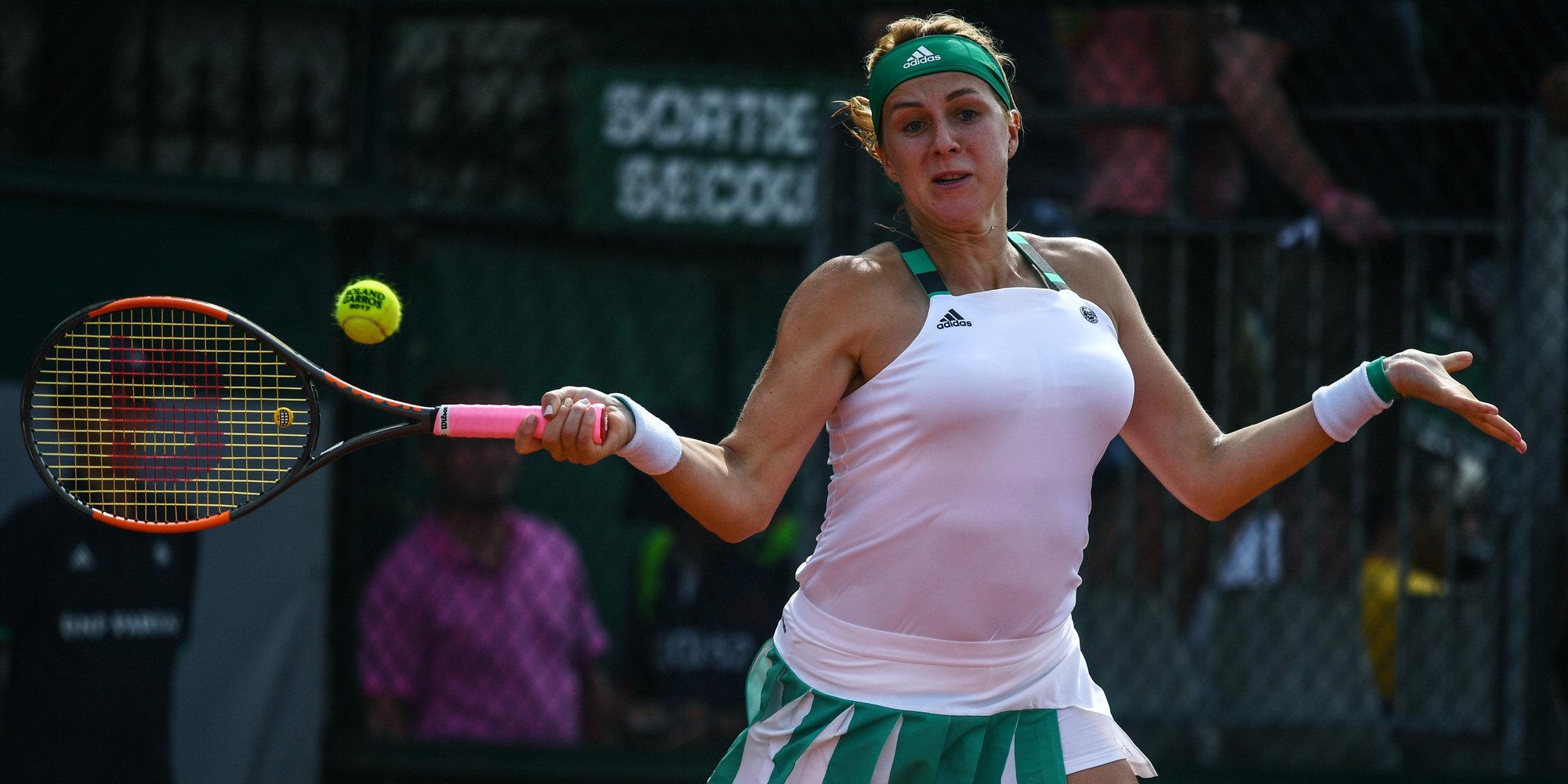Павлюченкова пробилась во 2-ой круг теннисного турнира вШтутгарте