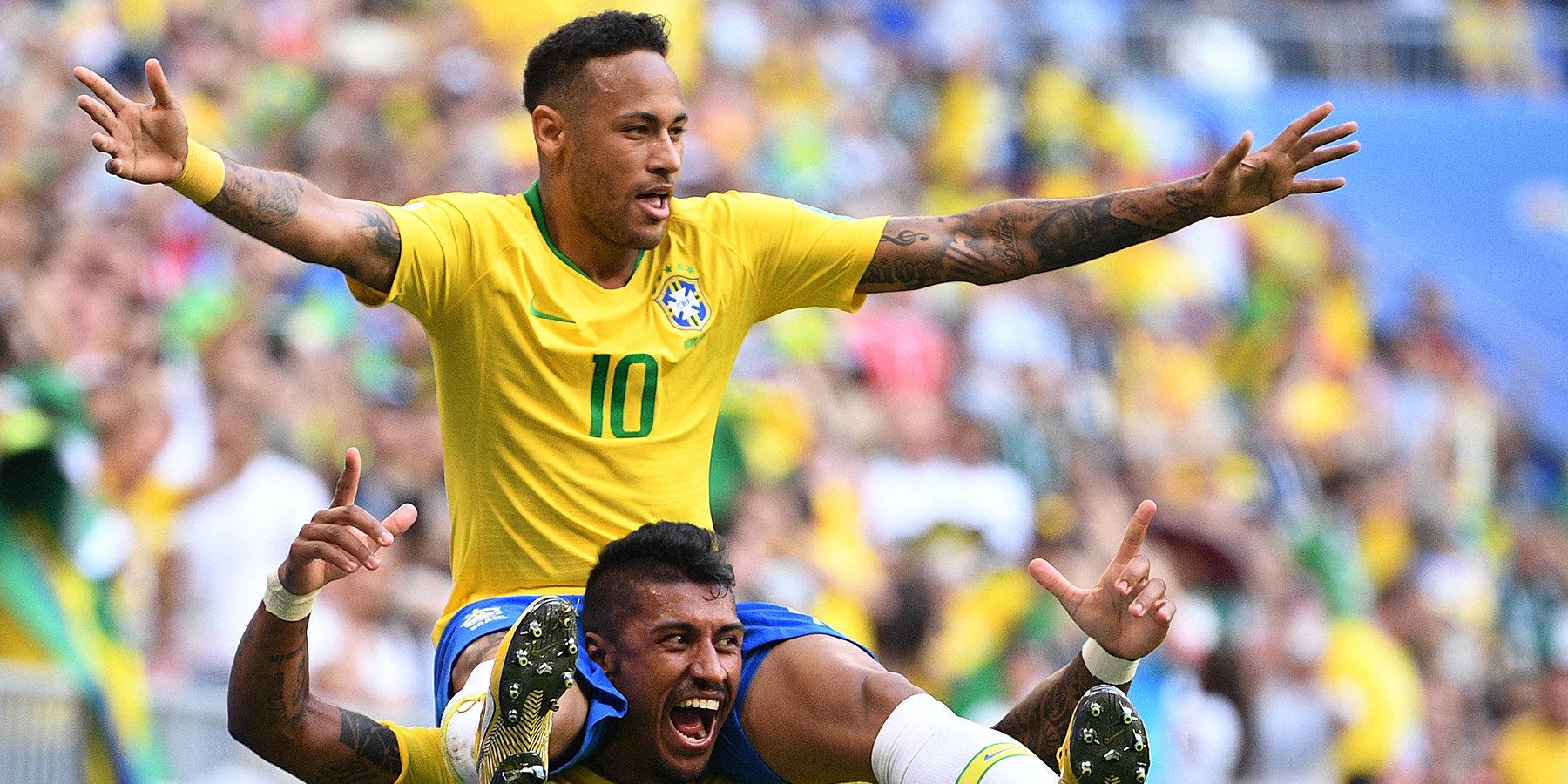 Sportbox футбол бразилии видео неймар
