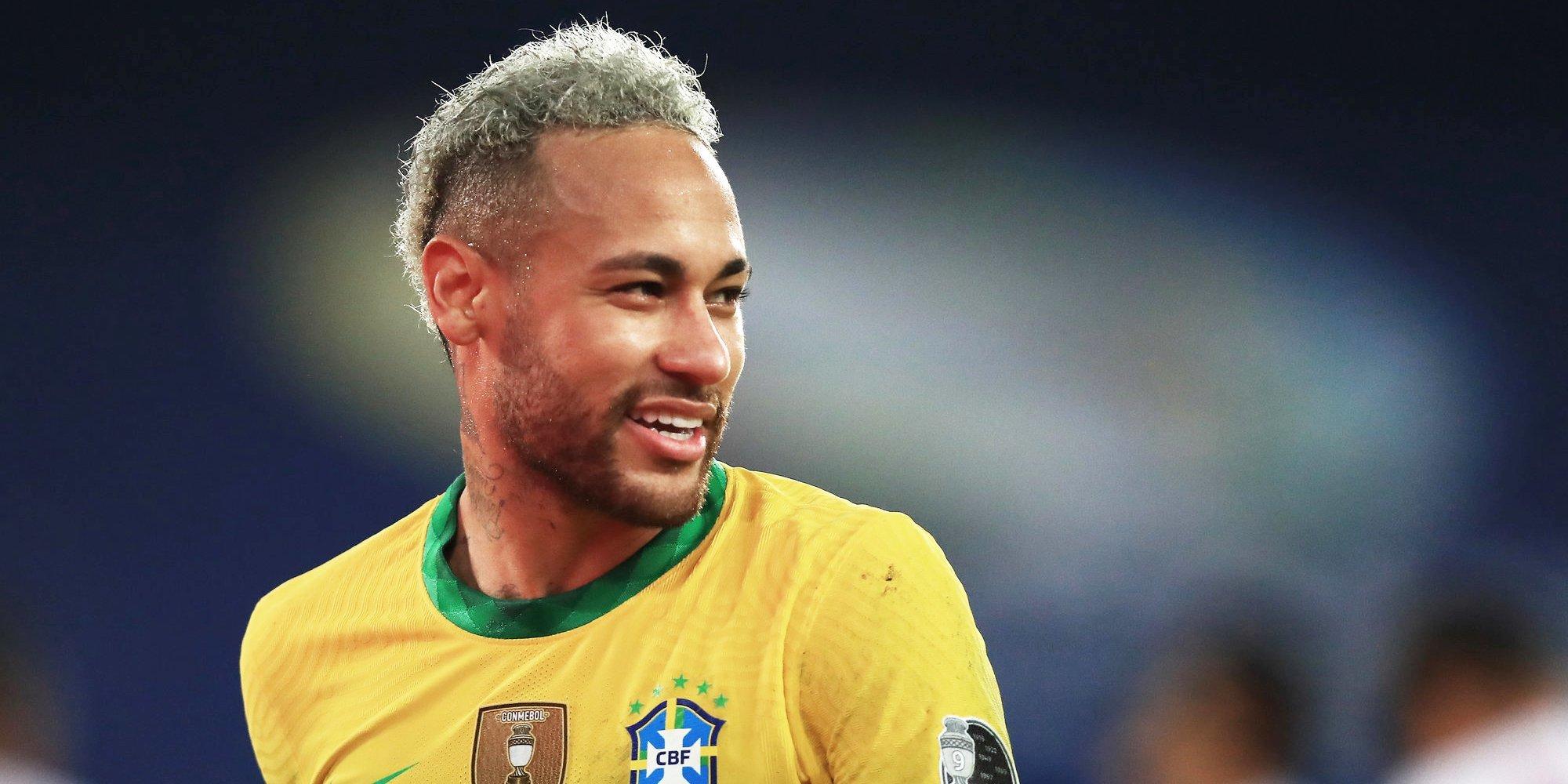 Неймар: «Спасибо, Боже, что дал мне исполнить мечту носить футболку сборной Бразилии»