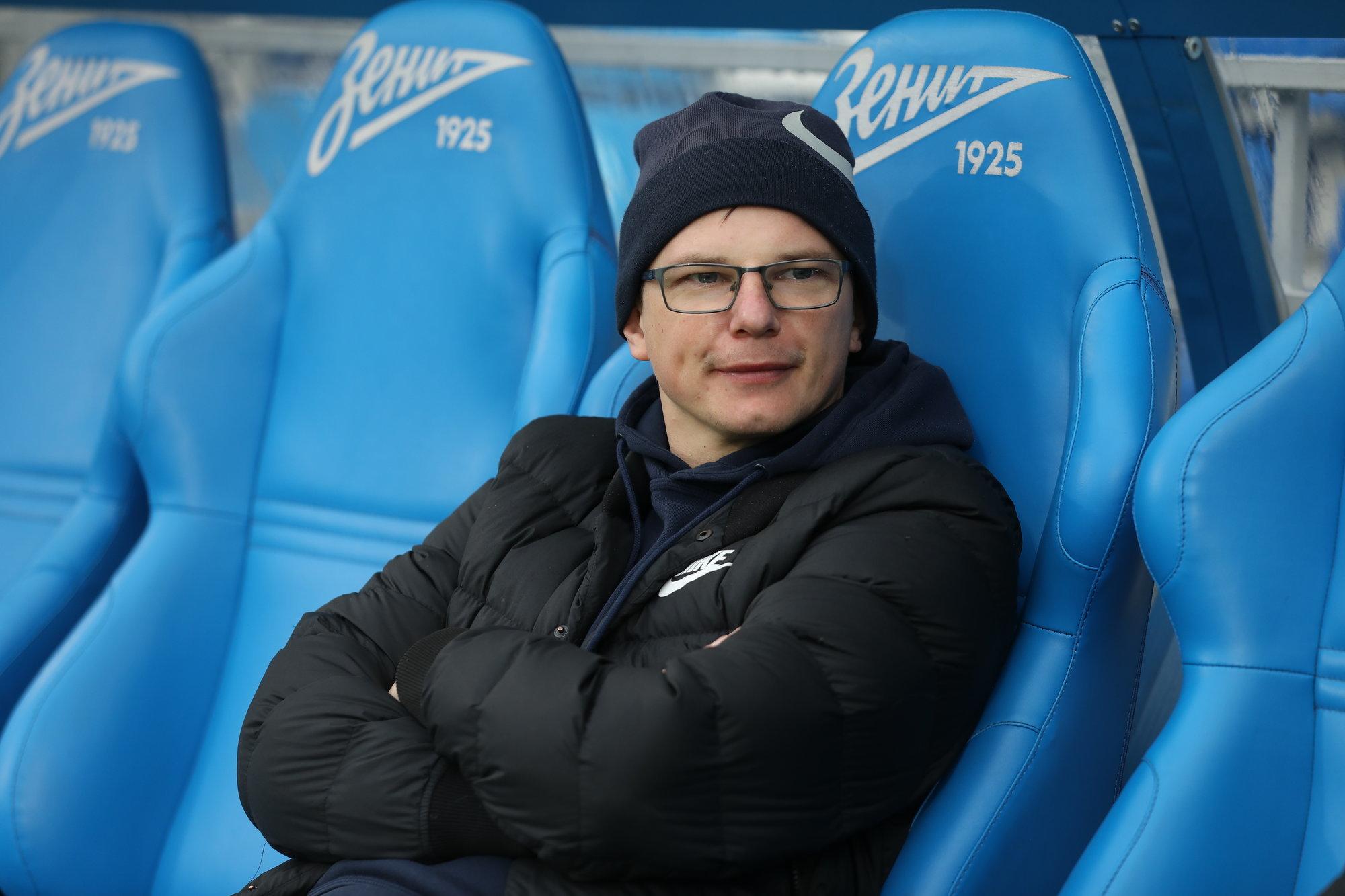 Экс-селекционер «Зенита»: «Назначение Аршавина спортивным директором — один из лучших вариантов для клуба»