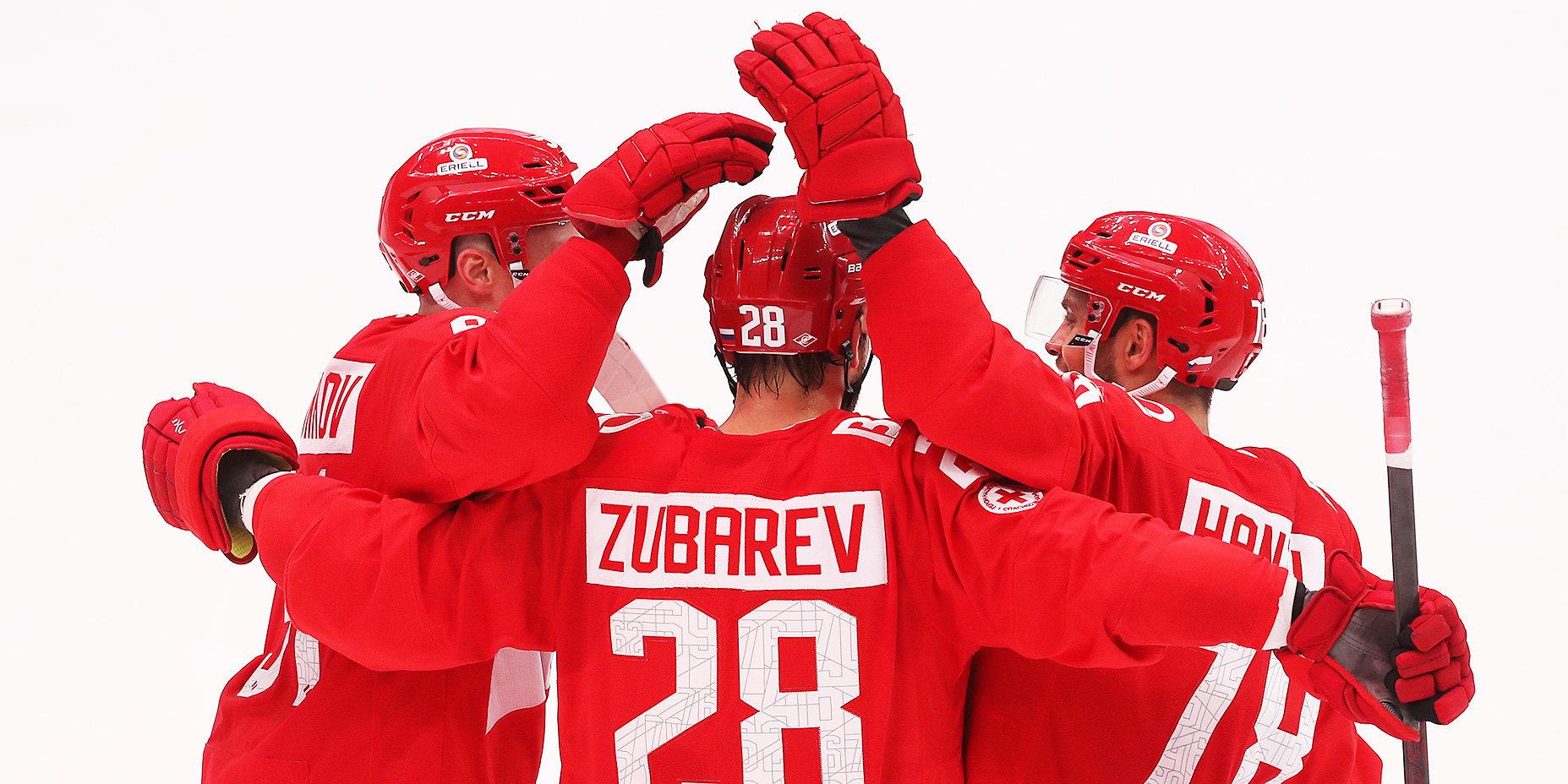 «Спартак» отправил Зубарева в список отказов