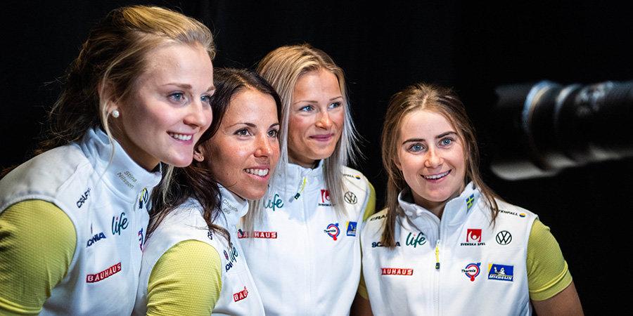 «Это было бы невероятным позором». Три ведущие лыжницы сборной Швеции могут уйти из команды