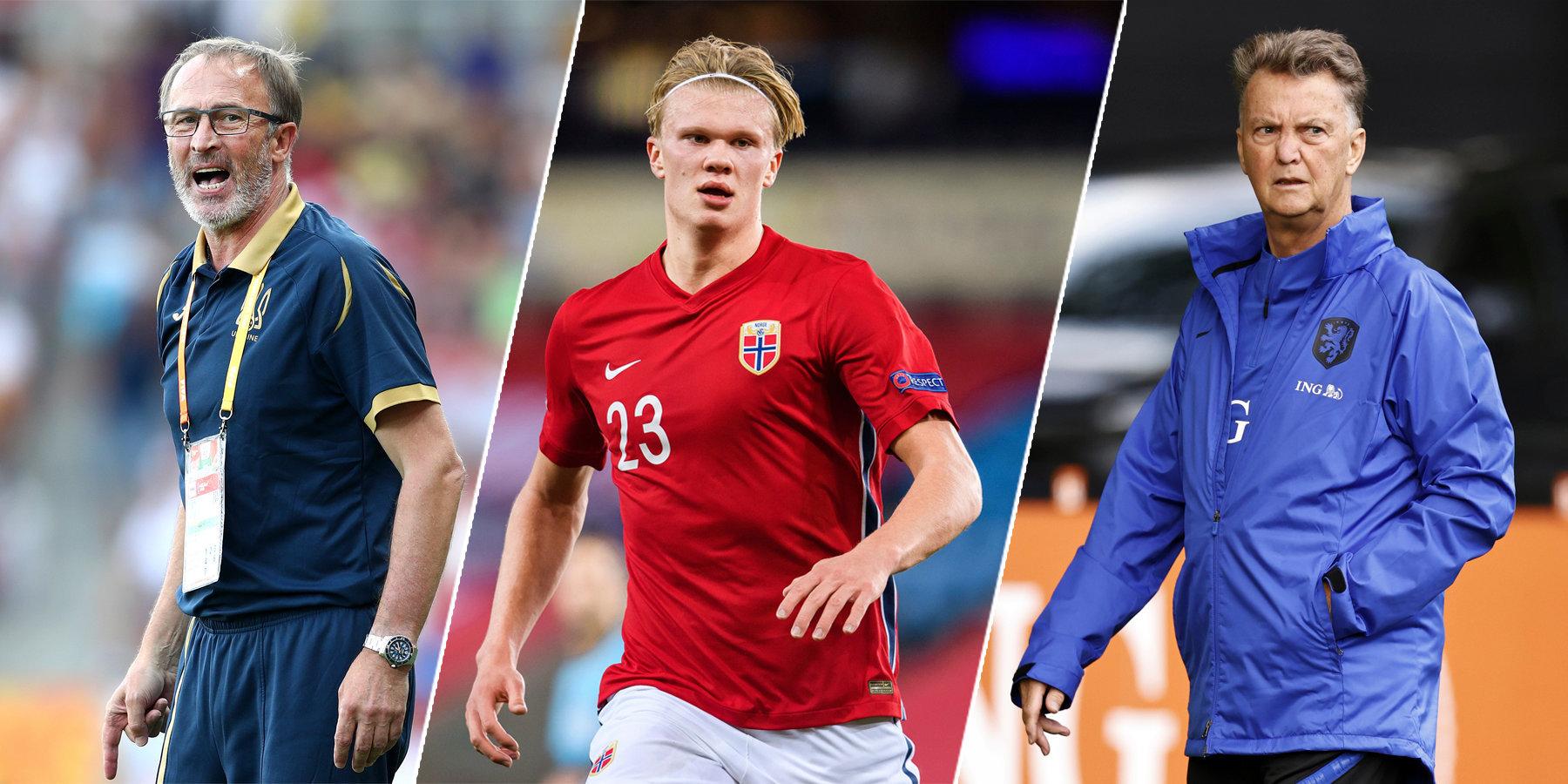 Постсоветское дерби, шанс Холанда, возвращение ван Гала… Что смотреть в отборе на ЧМ?