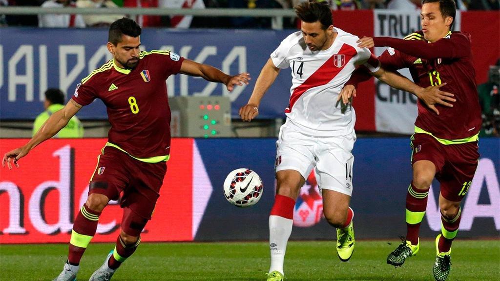 Футбол испания венесуела