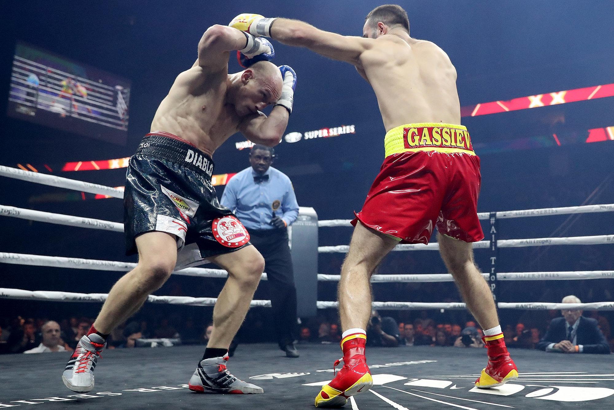 Санчес: вбою Гассиев— Дортикос победит тот, кто будет боксировать неменее умно