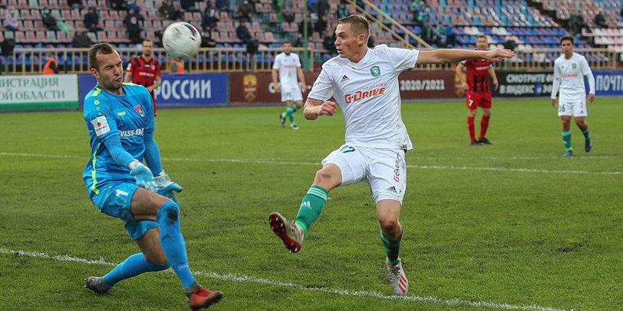 Защитник «Крыльев» извиняется за гол. «Томь» вводит в ступор: зачем она Кержакову?