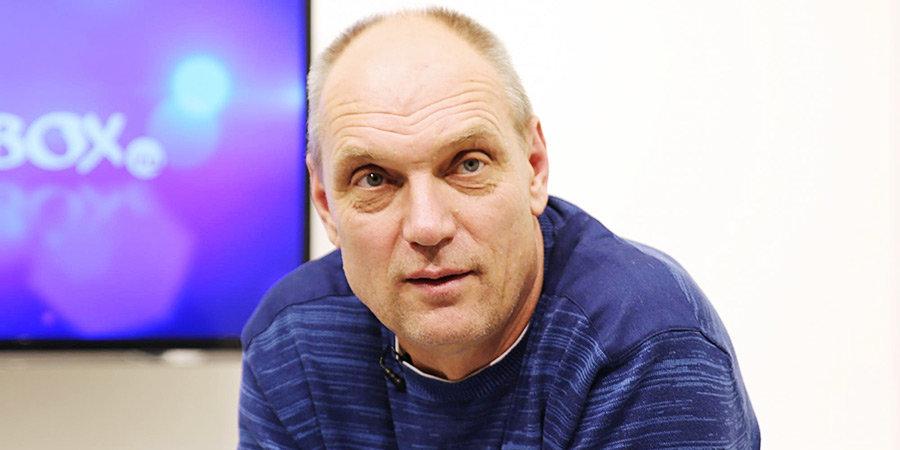 Александр Бубнов: «На второй тайм «Динамо» вышло с удивительной парой центральных защитников»