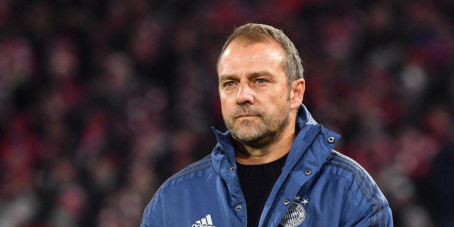 Флик объявил футболистам «Баварии» об уходе из клуба по окончании сезона