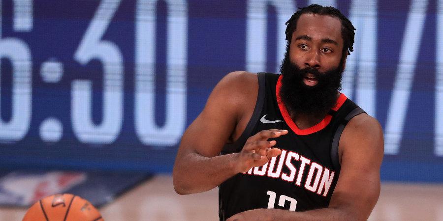 «Хьюстон» с победы стартовал в серии с «Лейкерс», Харден набрал 36 очков
