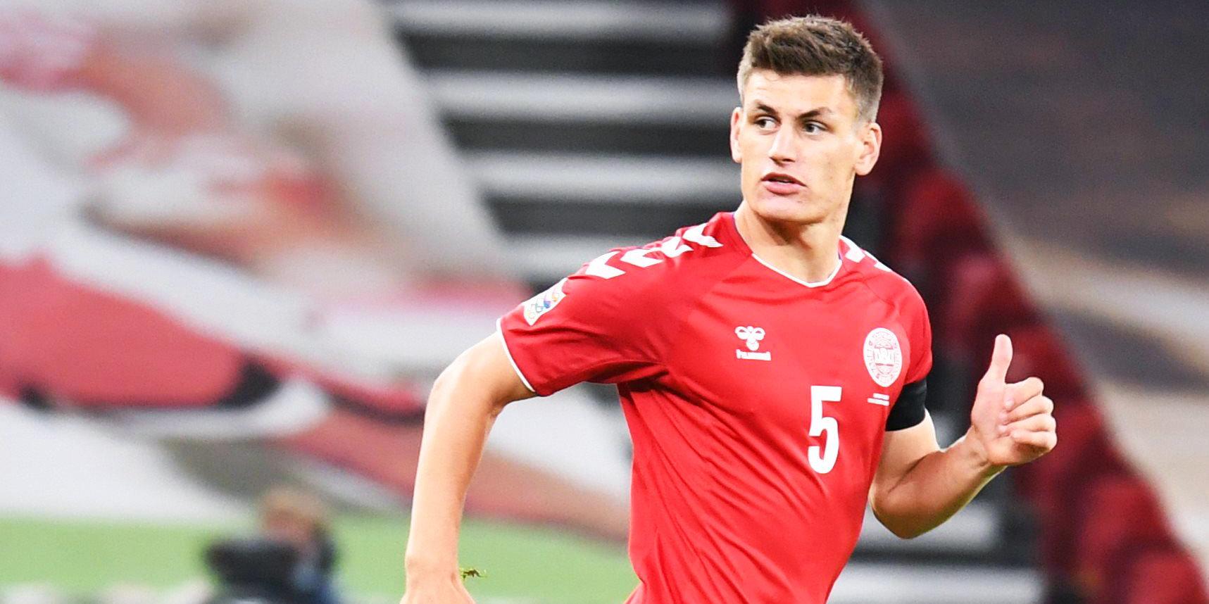 Дания оказалась сильнее Швеции в товарищеском матче
