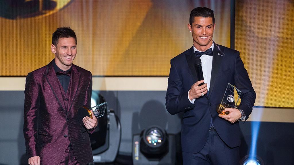 Роналду является феноменальным футболистом, одним из наилучших вмире— Месси
