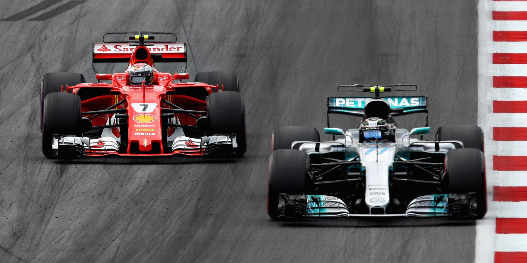 Гран-при Сингапура 2019. Формула 1 изоражения
