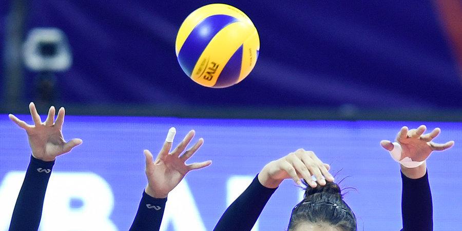 Бузато назвал состав женской сборной России на июльский сбор
