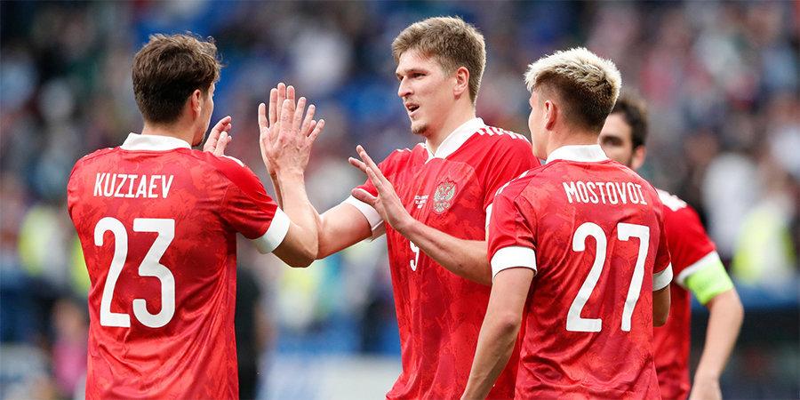 Гаджи Гаджиев: «Матч с Бельгией будет более конкурентным, чем с Испанией на ЧМ»