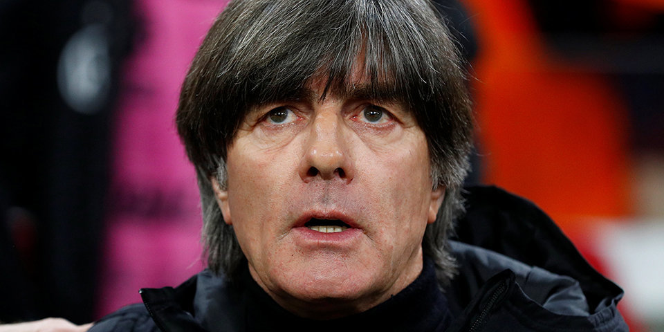 Немецкая федерации футбола исключила увольнение Йоахима Лева после разгромного поражения сборной в матче против Испании