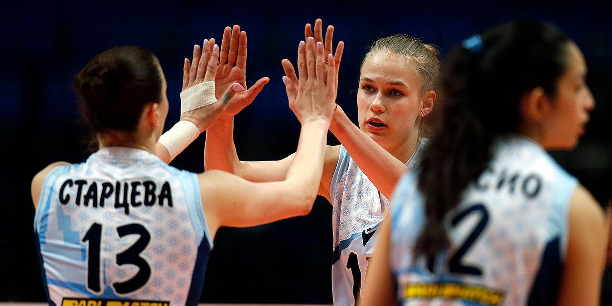 «Динамо-Ак Барс» и московское «Динамо» в гостях одержали победы в матчах «Финала шести»