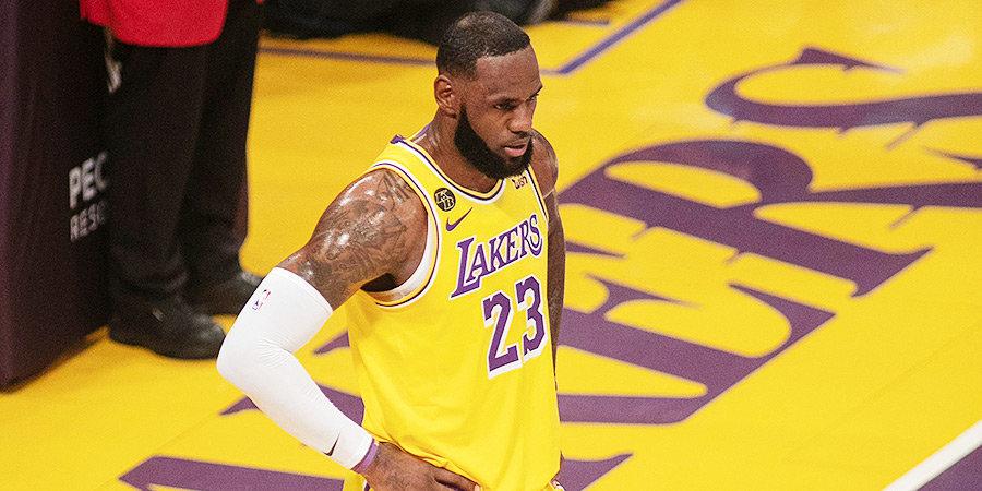 СМИ: Старт следующего сезона НБА может быть перенесен на декабрь