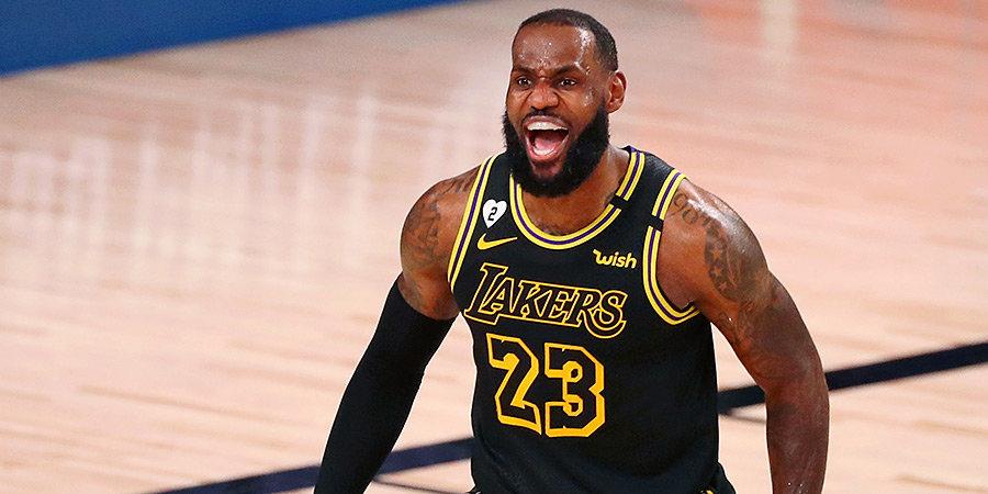 Все ясно с этим финалом… «Лейкерс» мчат к победе в НБА