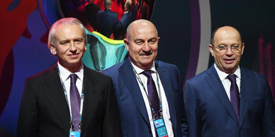 Россия хочет в первую десятку ФИФА. Это реально?