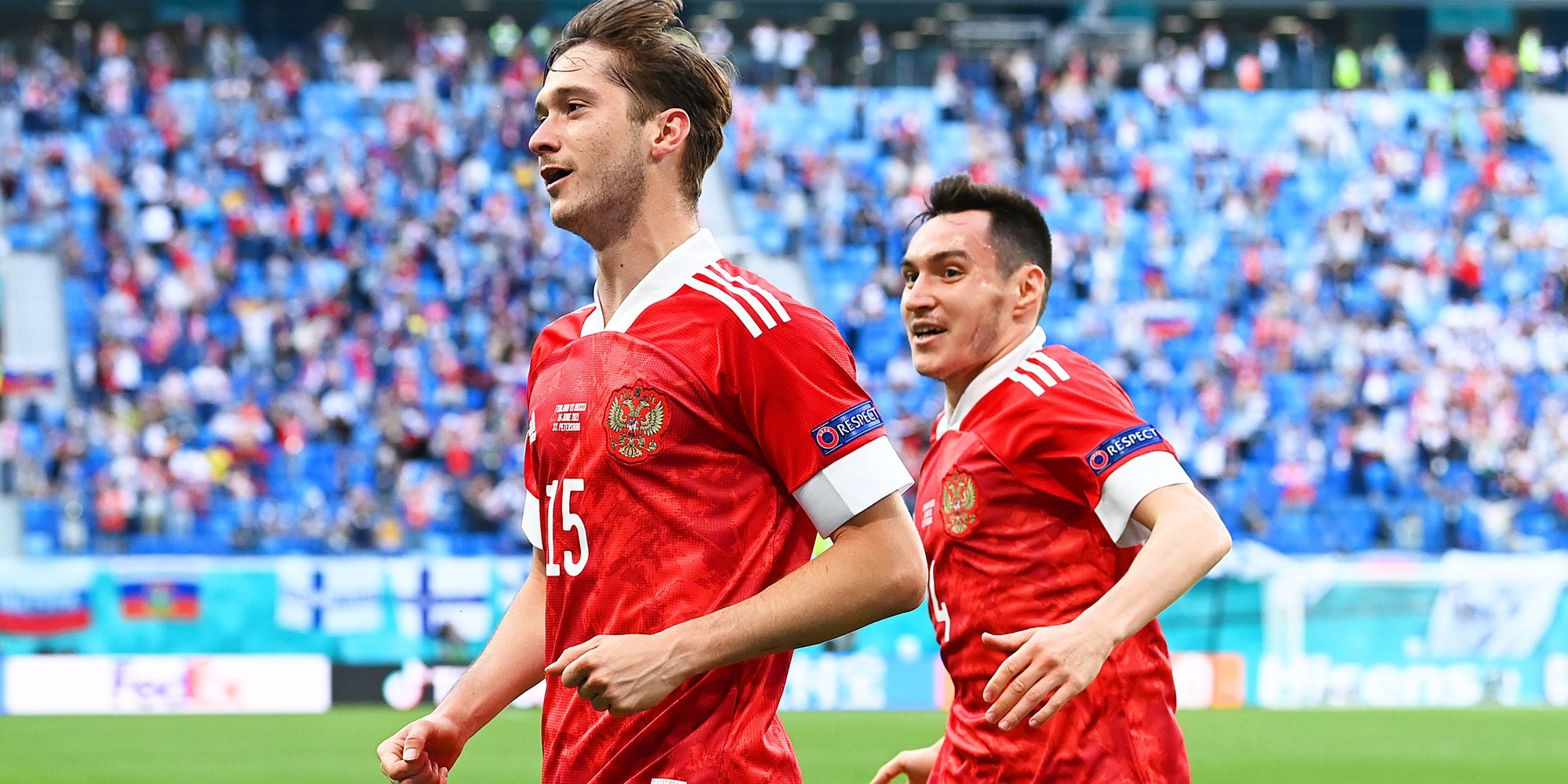 Британский журналист: «Миранчук и Головин — фантастические игроки. Но вы не умеете их использовать в сборной»