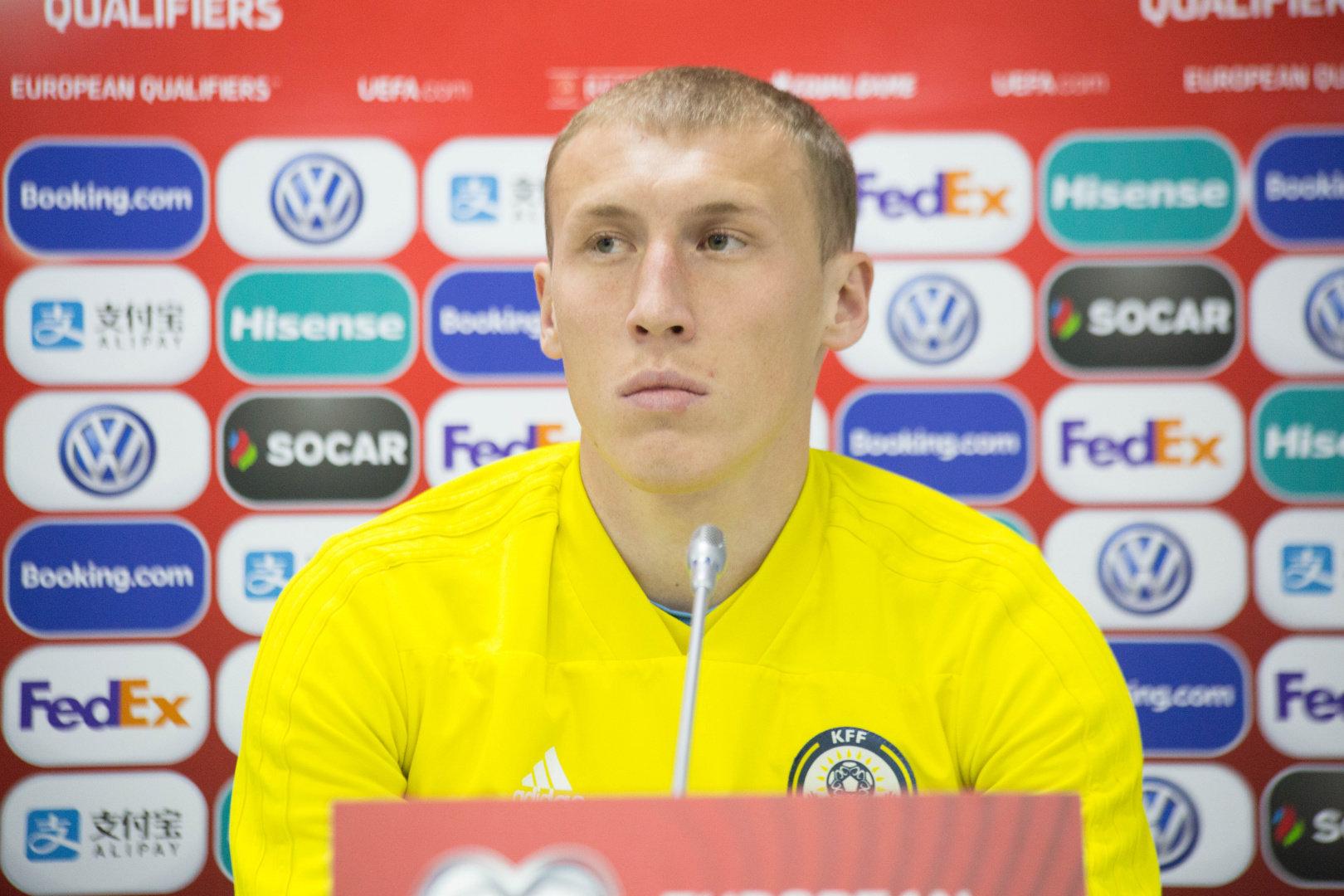Transfermarkt: Игрок сборной Казахстана Куат заявлен за «Химки»