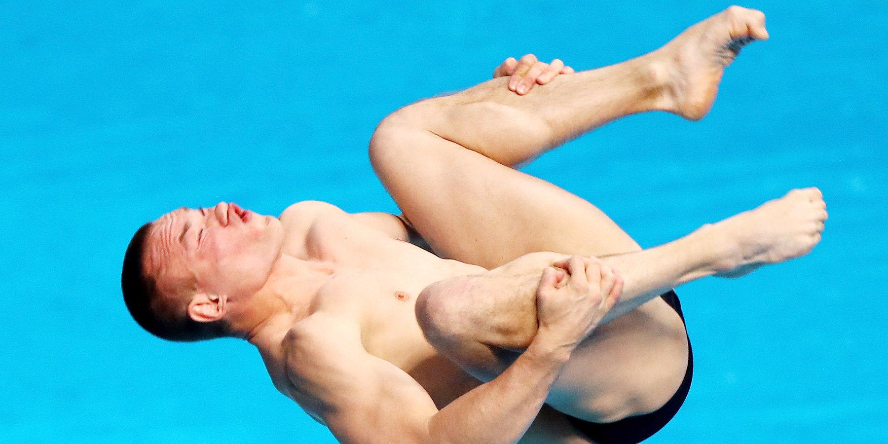 Пензенский спортсмен стал дважды чемпионом Европы по прыжкам в воду