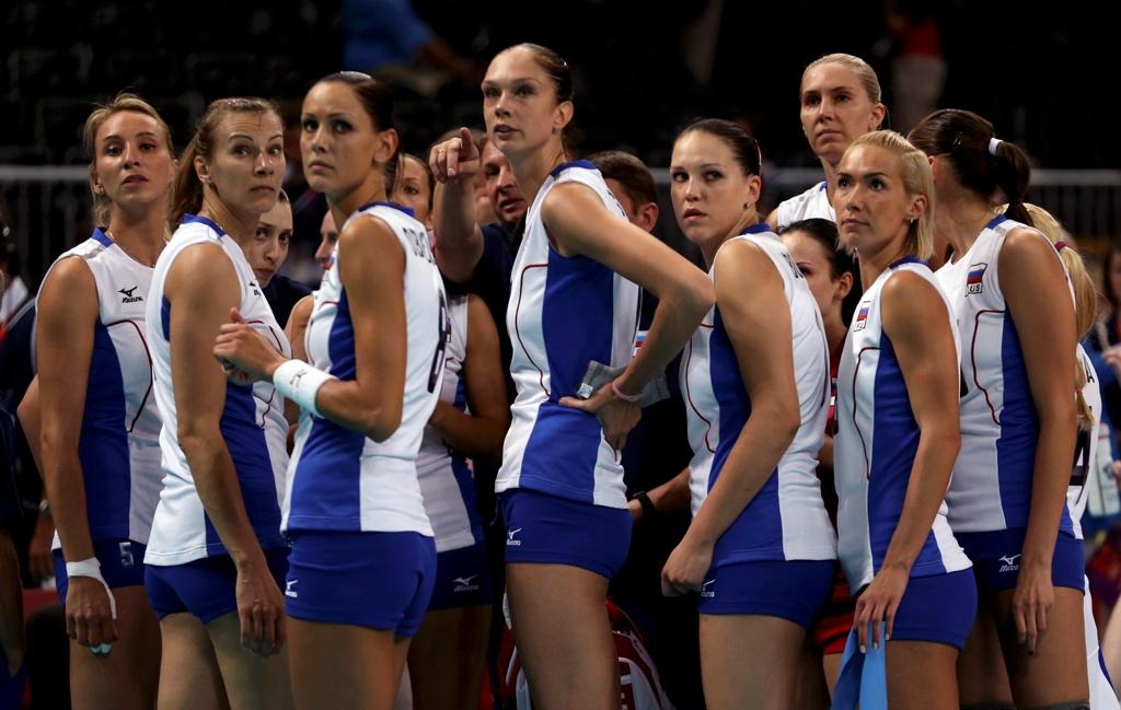 русские волейболистки фото учетом