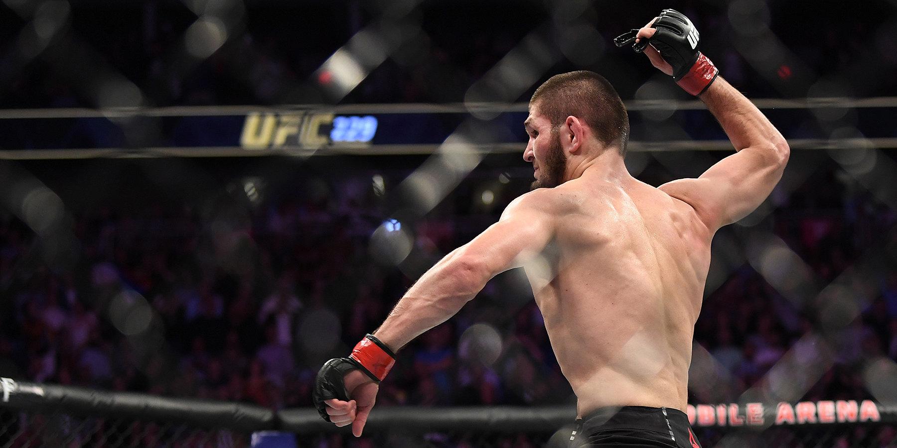 СМИ: Нурмагомедов имеет право находиться на турнирах UFC