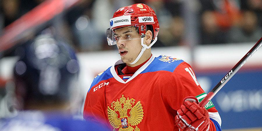 19-летний Денисенко подписал трехлетний контракт с «Флоридой»
