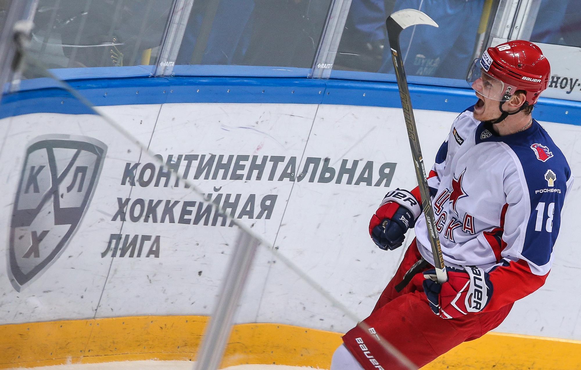 ЦСКА одержал третью победу над «Авангардом» в финальной серии Кубка Гагарина