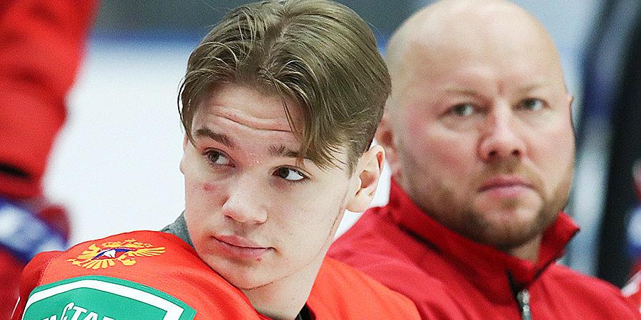 Подколзин отказался сравнивать Брагина и Ларионова
