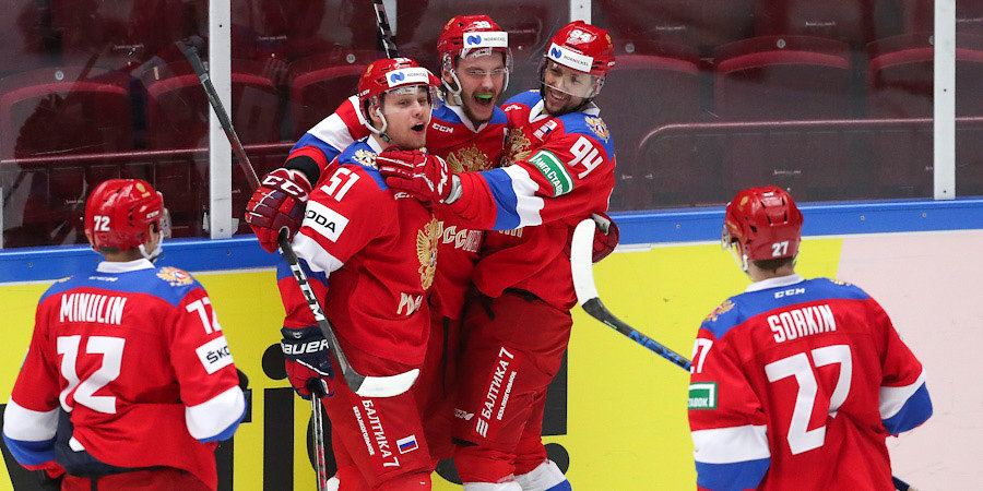 Андрей Николишин: «Ларионов дает игрокам возможность ошибаться и не бояться наказания за это»