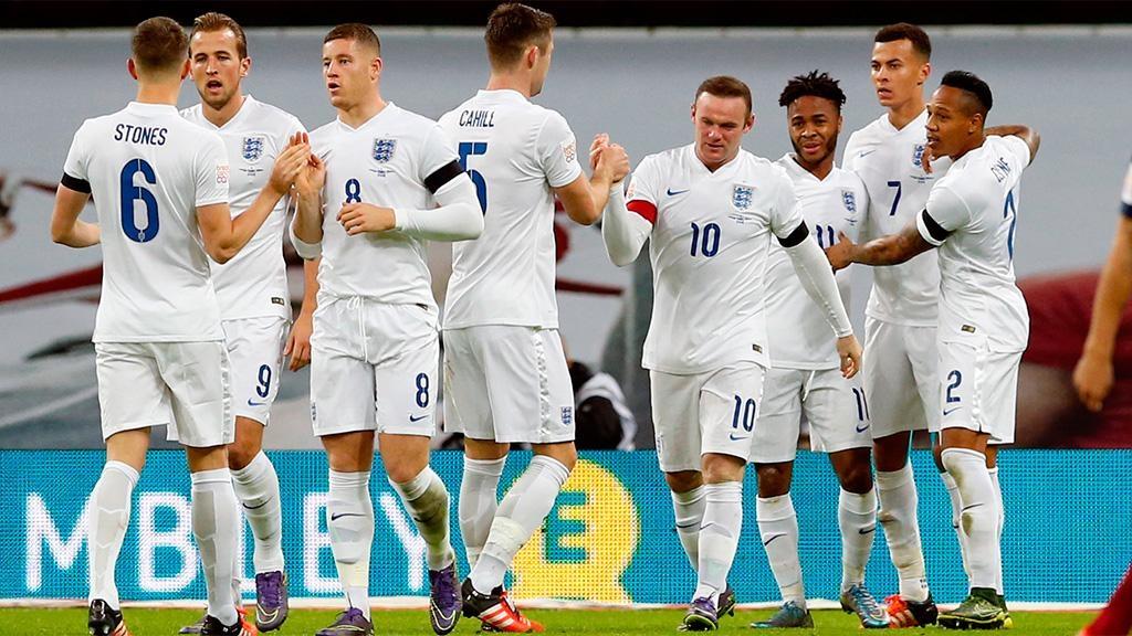 Состав сборной англии по футболу с номерами