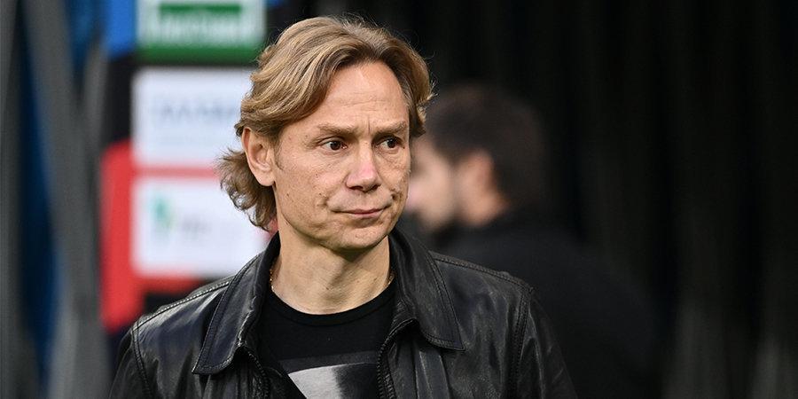 Карпин раскритиковал судейство матча с«Динамо», назвав его забавным