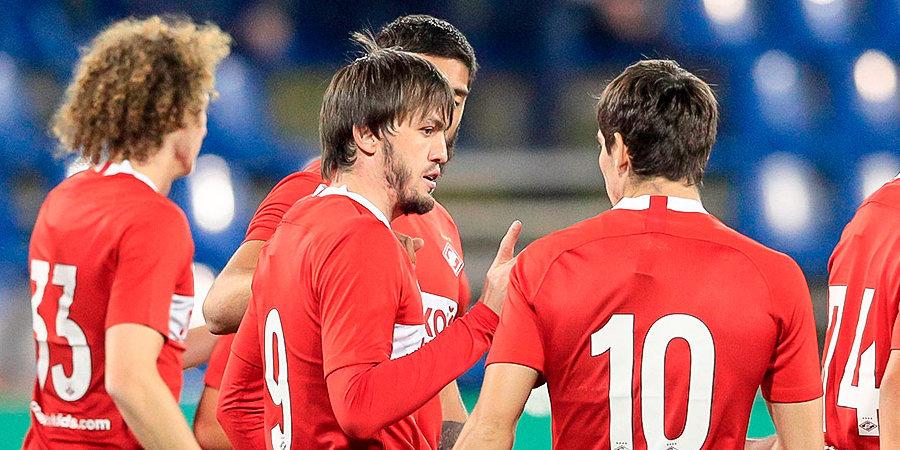 Резиуан Мирзов: «В «Спартаке» совсем не получилось. Выходил на поле и даже мяч не мог остановить»