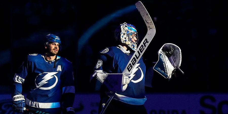 Василевский не смог выиграть миллион долларов. Каким получился Матч всех звезд НХЛ