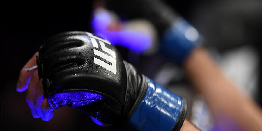 Стали известны обладатели бонусов за турнир UFC в Стокгольме