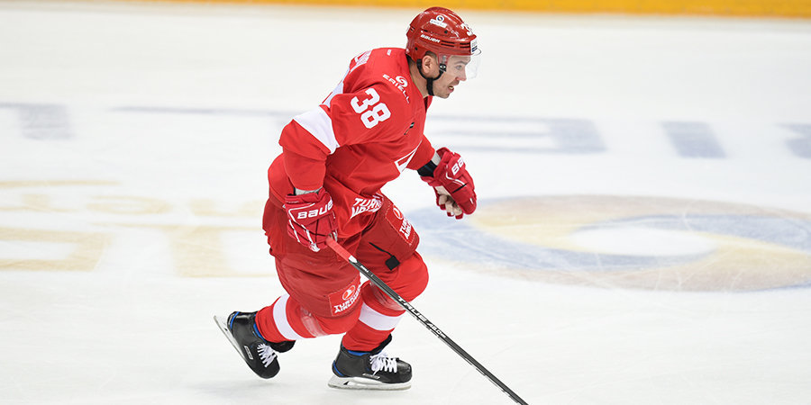 Российский хоккеист Зубов перешел в «Орли Зноймо»