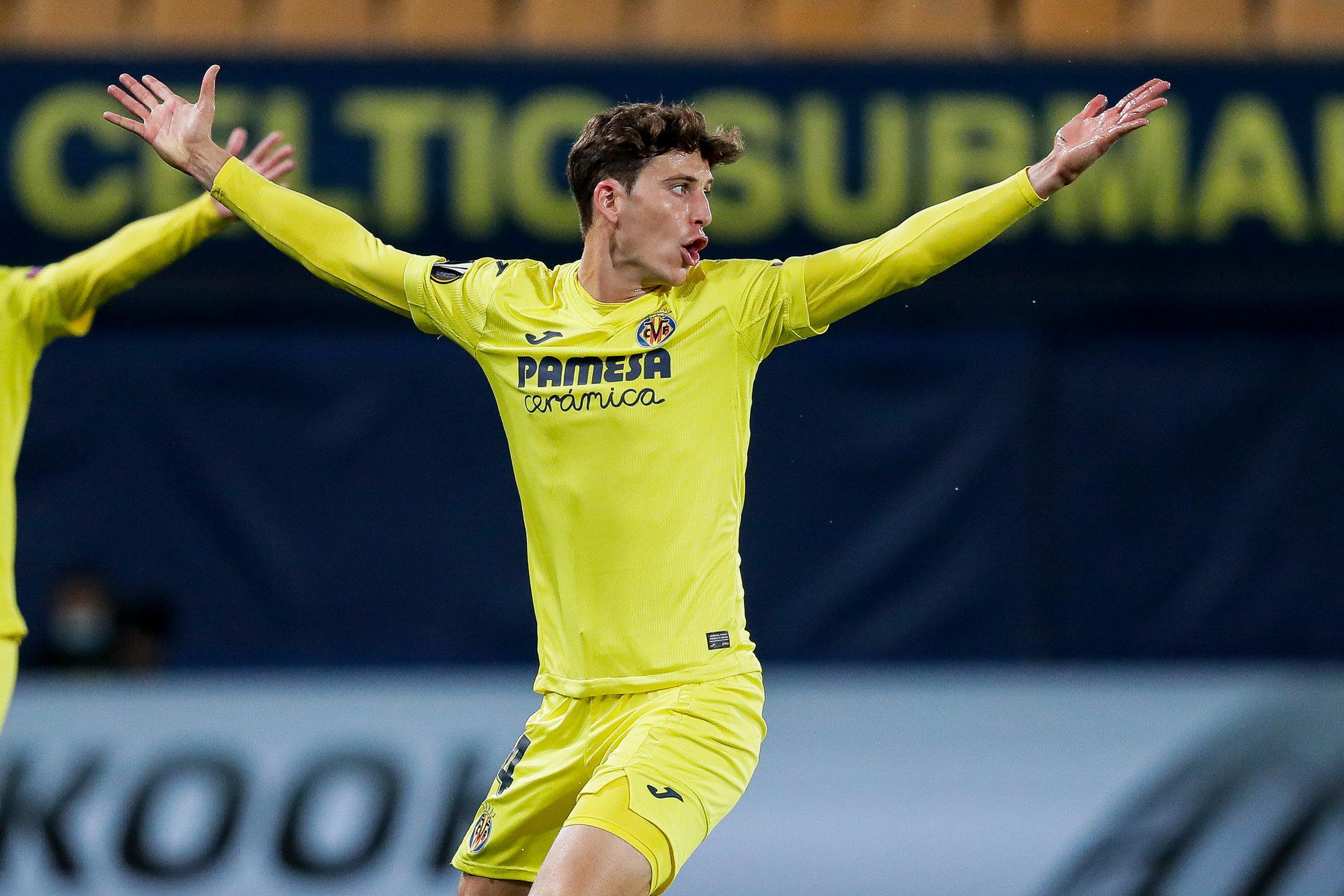 Защитник «Вильярреала» Торрес отказался от перехода в «Тоттенхэм»