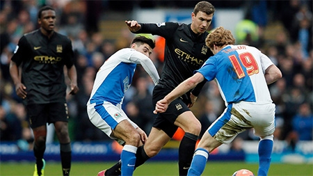 Манчестер сити против блекберна