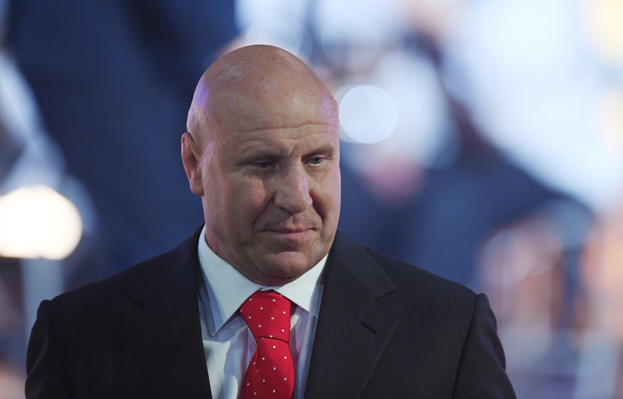 Михаил Мамиашвили: «Сборы национальных команд начнутся в конце июня – начале июля»