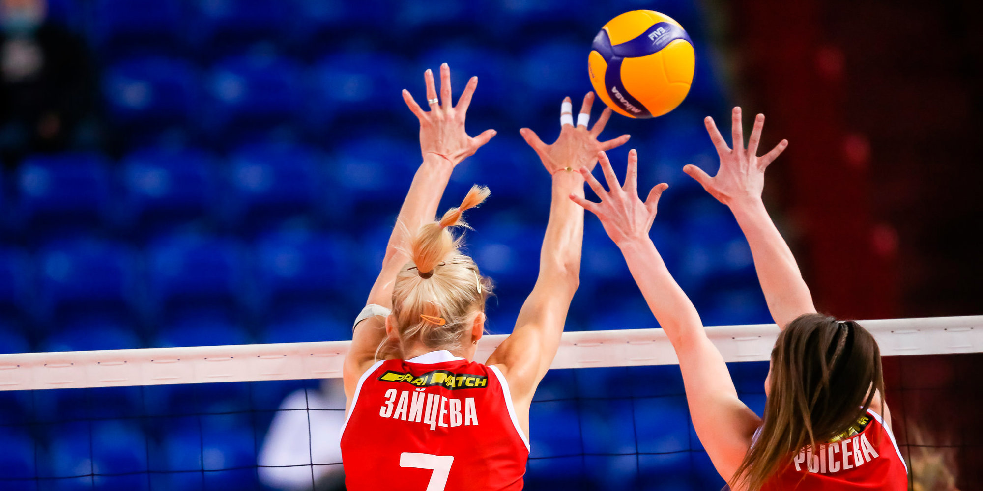 Волейболистки «Локомотива» впервые стали чемпионками России