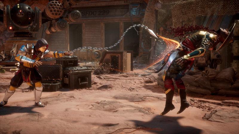 Рэмбо и Милина появятся в Mortal Kombat 11