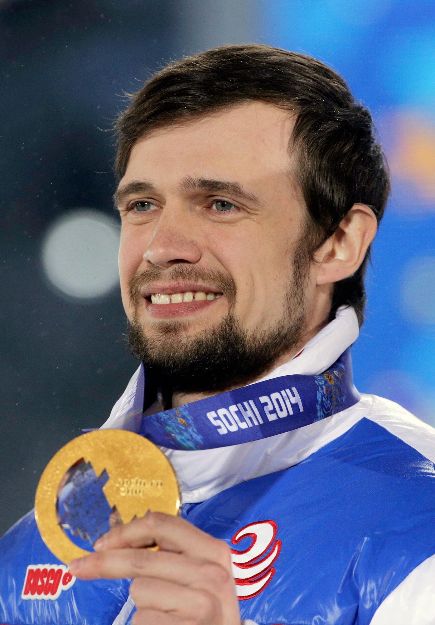 Имя русского спортсмена спортсмен губы клитор
