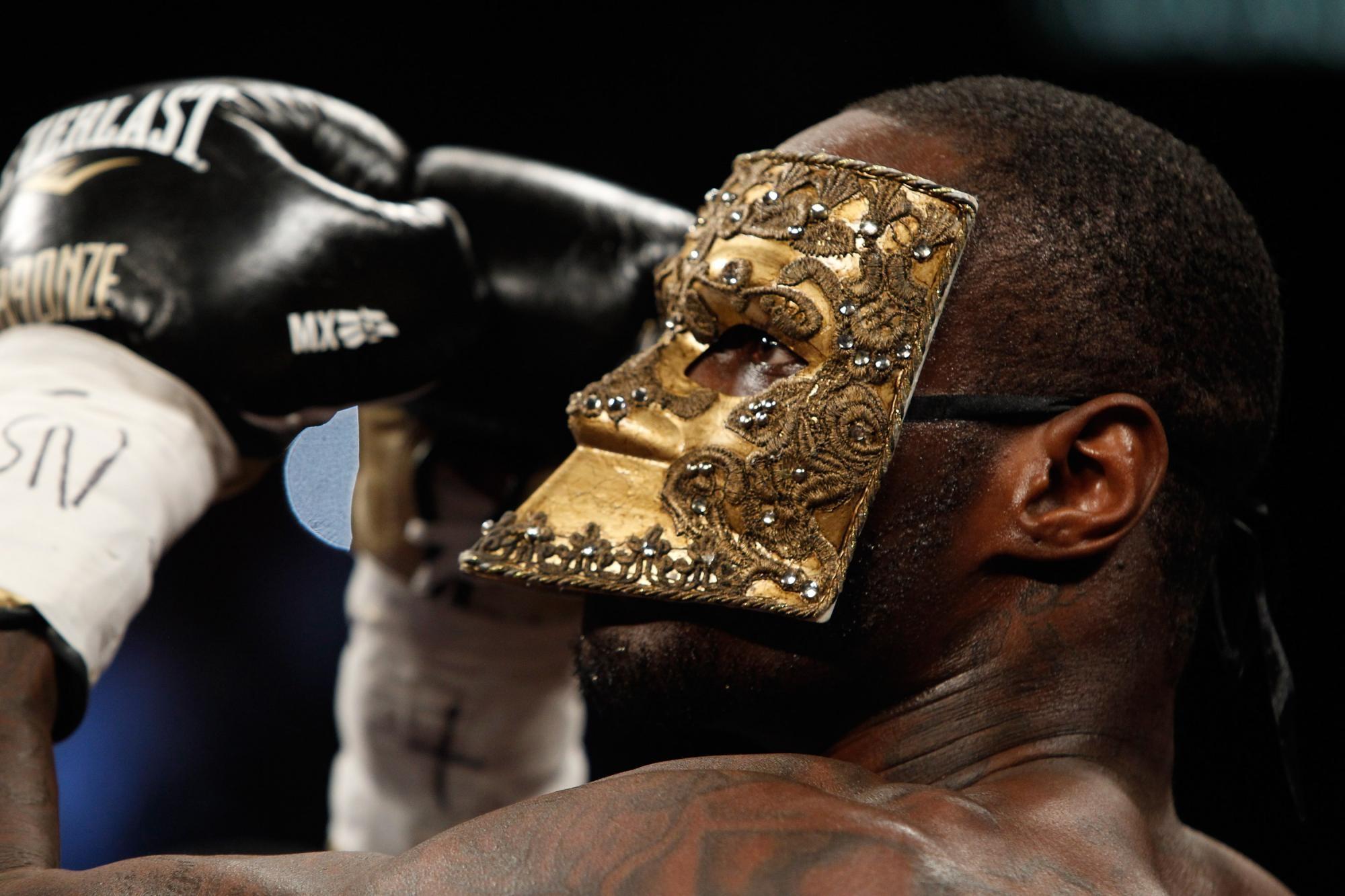 фотошопе сделал уайлдер боксер фото абсолютно