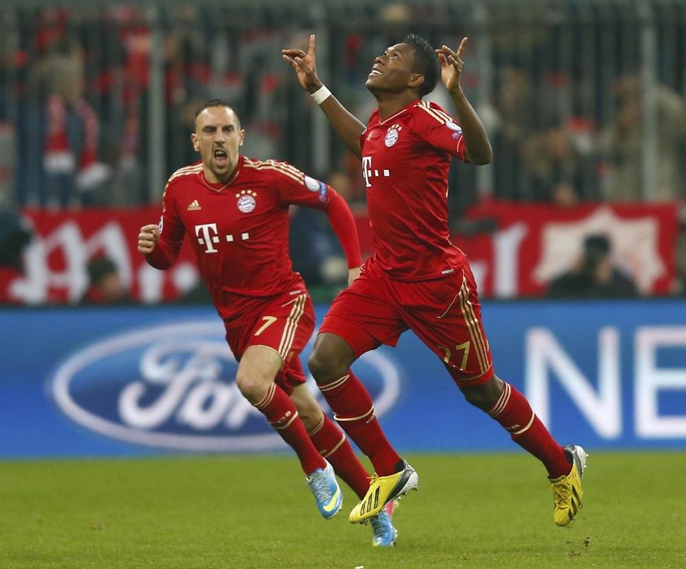 Бавария намерена выкупить Комана у Ювентуса