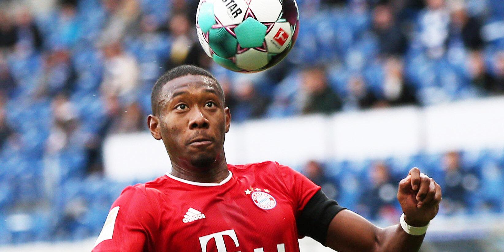 Давид Алаба: «После этого сезона я покину «Баварию»