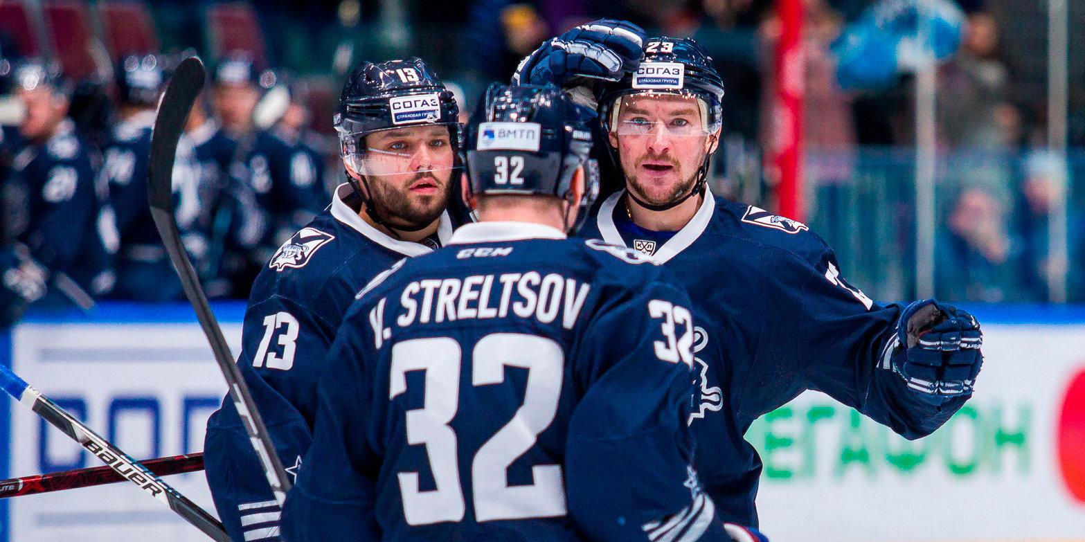 «Адмирал» нашел спонсоров и примет участие в следующем сезоне КХЛ